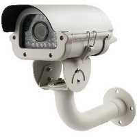 HIGH-CLASS CCTV NIGHT VISION CAMERA,8MM LENS OUTDOOR WATERPROOF