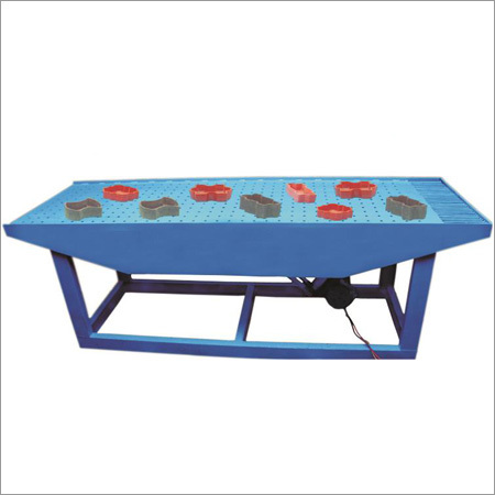 Tile Making Vibrator Table