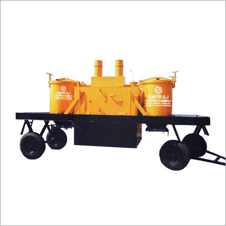 Turmeric Boiler Machine