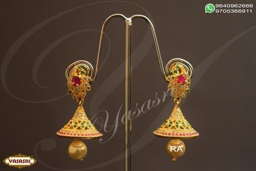 Fancy trendy ear rings