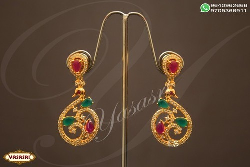 Fancy woman ear rings
