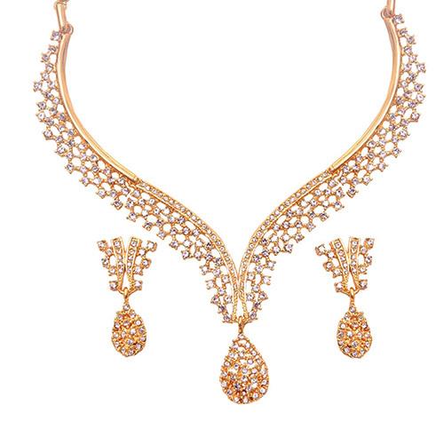 Royal Neck Necklace