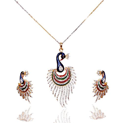 Neck Peacock Necklace