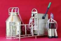 Single Bucket Hand Operated Milking Machine