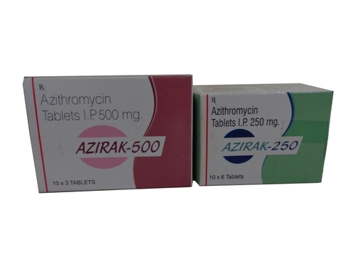 Azirak-250-500 Tablets