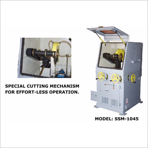 SSM - 1045 Cut Off Machine