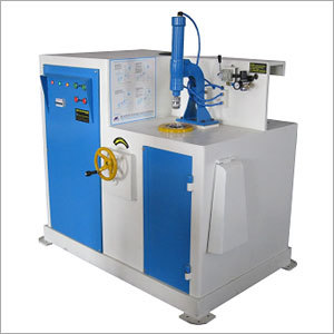 Spectrographic Sample Cut Off Machine