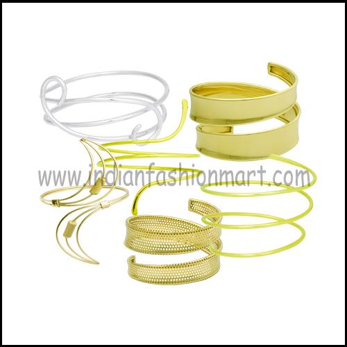 Brass Armlets