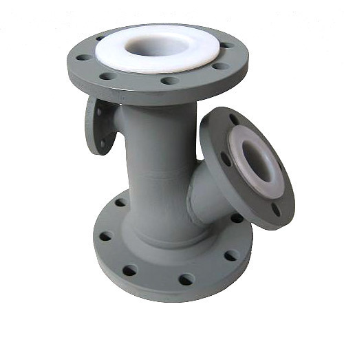 Carbon Steel HDPE Lined Reducer