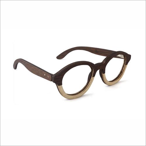 Choco Milk Wooden Eye Frame