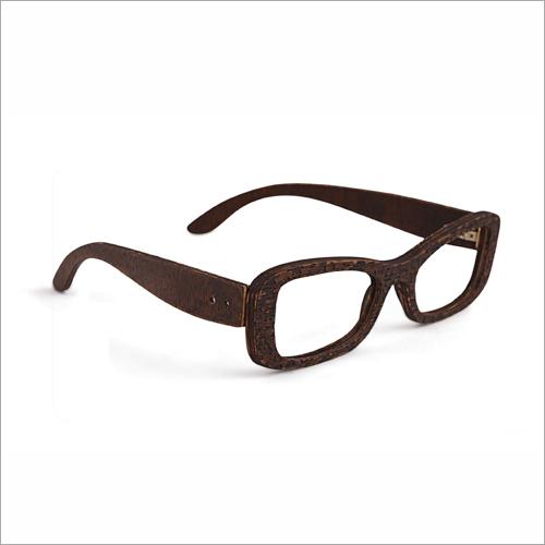Tut Lurk Dark Wooden Optical Frame