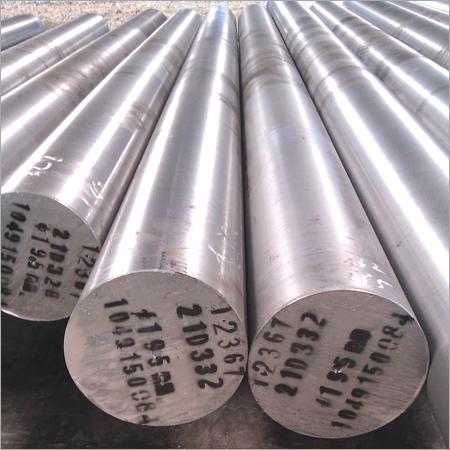 2367 Machined Steel Round Bar