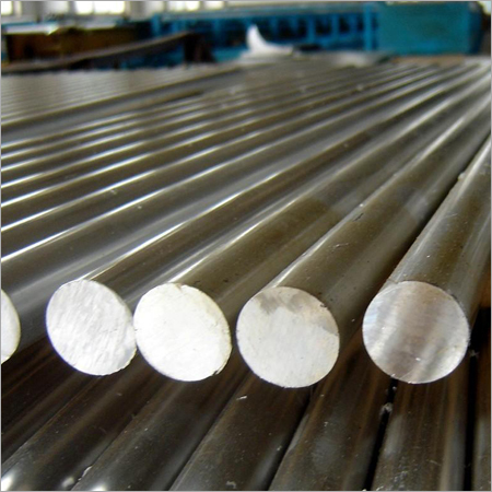 Machined Rounds Steel Bar