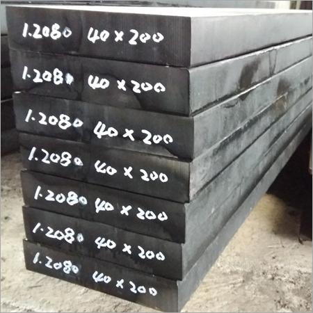 1.2080 Steel Round & Flats