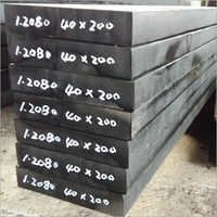1.2080 Steel Round Flats