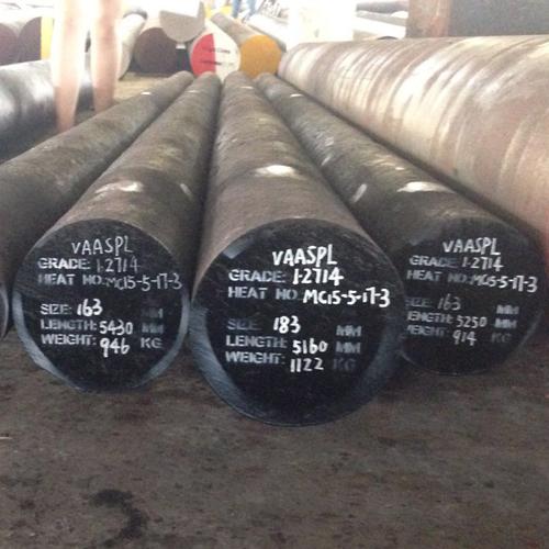 Die Steel Round Flats & Blocks