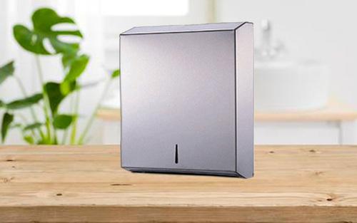 Stainless Steel Tissue Paper Dispenser