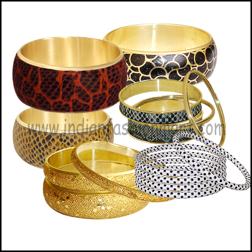 Leather Bangles