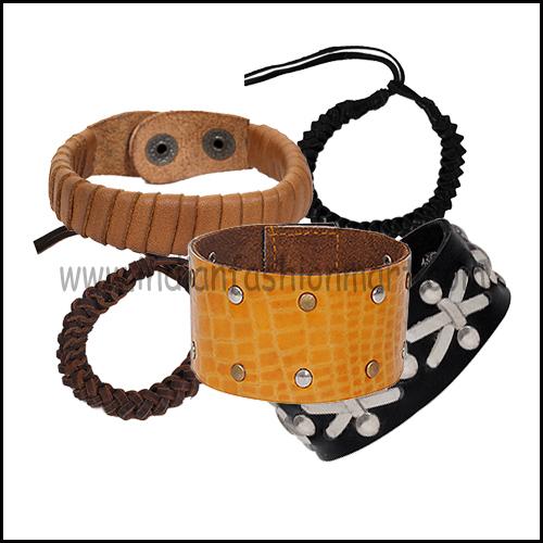 Leather Bracelets