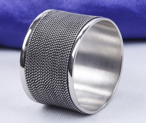 Double Pasting Napkin Ring