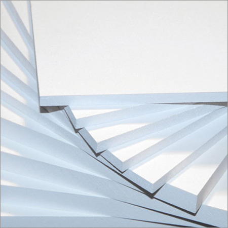 Polyvinyl Chloride Foam Boards