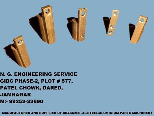Brass Auto Electrical Components