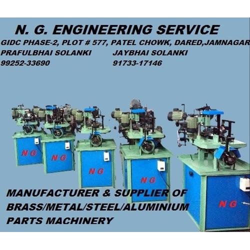 Brass Parts Machinery