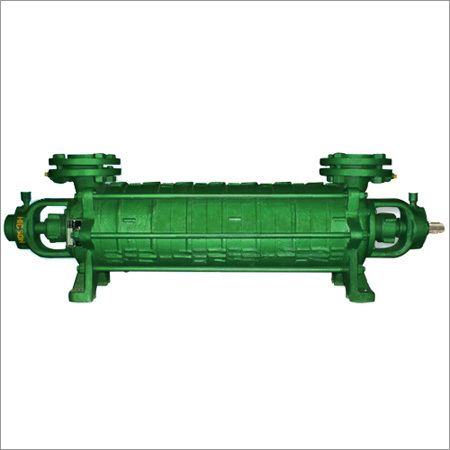 Lateral Channel Self Priming Pump