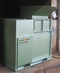 Muncipal Waste Shredder