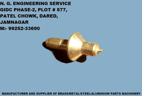 Brass Parts Machinery