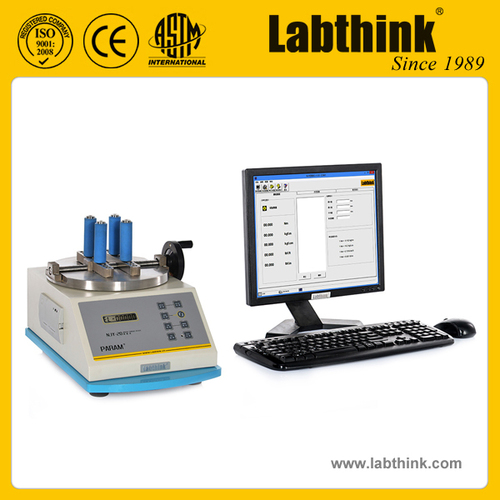 PET Bottle Closure Torque Testing Equipment