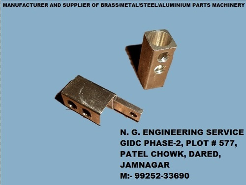 Brass Electrical Connnector Parts Machinery