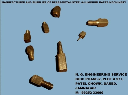 Brass Electronic Parts Machinery