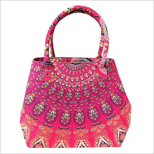 Tote Mandala Bag