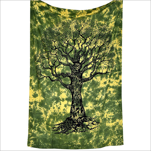 Decorative Tree Tapestry
