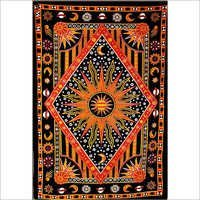 Decorative Sun Tapestry