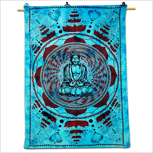 Decorative Buddha Tapestry