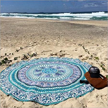 Beach Mandala Roundies