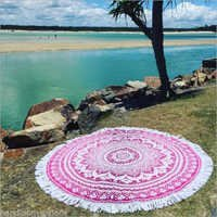 Printed Beach Roundies