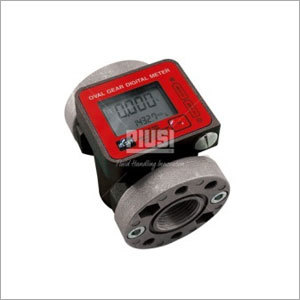 Diesel Flow Meters Oval Gear Type