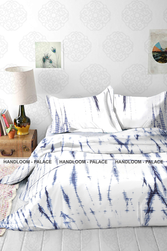 Shibori Bed Cover Set