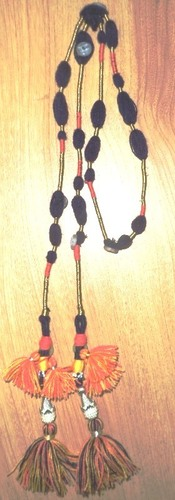 THIN DESIGN Tribal Tassel