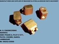 Brass Electronic Component Machinery