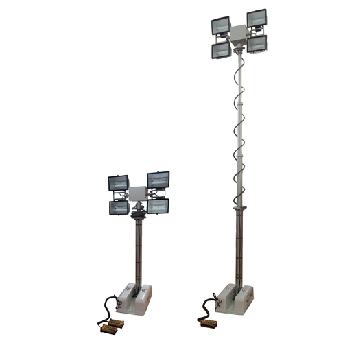 Vehicle Roof Mount Move Lights