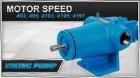 Motor Speed - G-HL(internal G. P.)