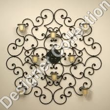 Metal Wall Sculpture