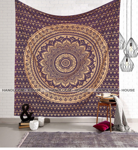 Wall Cotton Tapestry