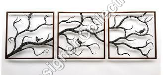 Metal Wall Decor