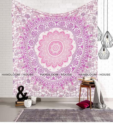 Mandala Bed Tapestry