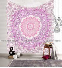 Mandala Bed Tapestry